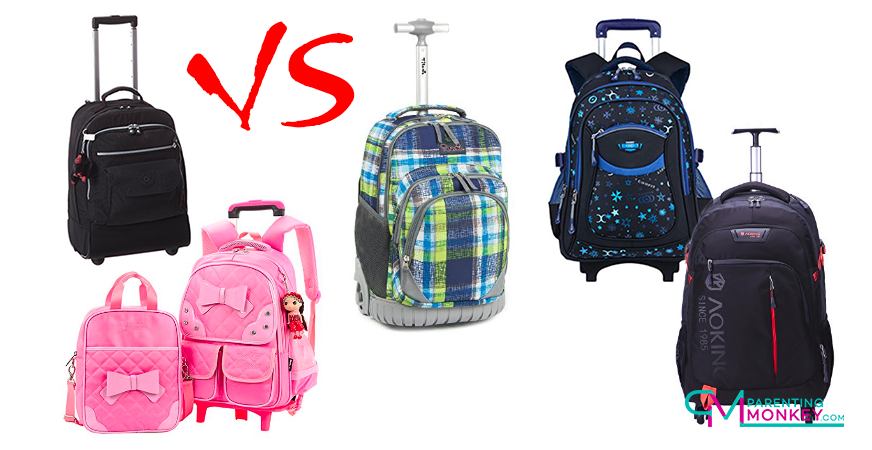 Best Rolling Backpacks