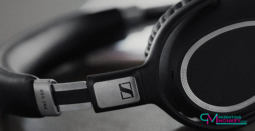 Pair of Sennheiser Headphones
